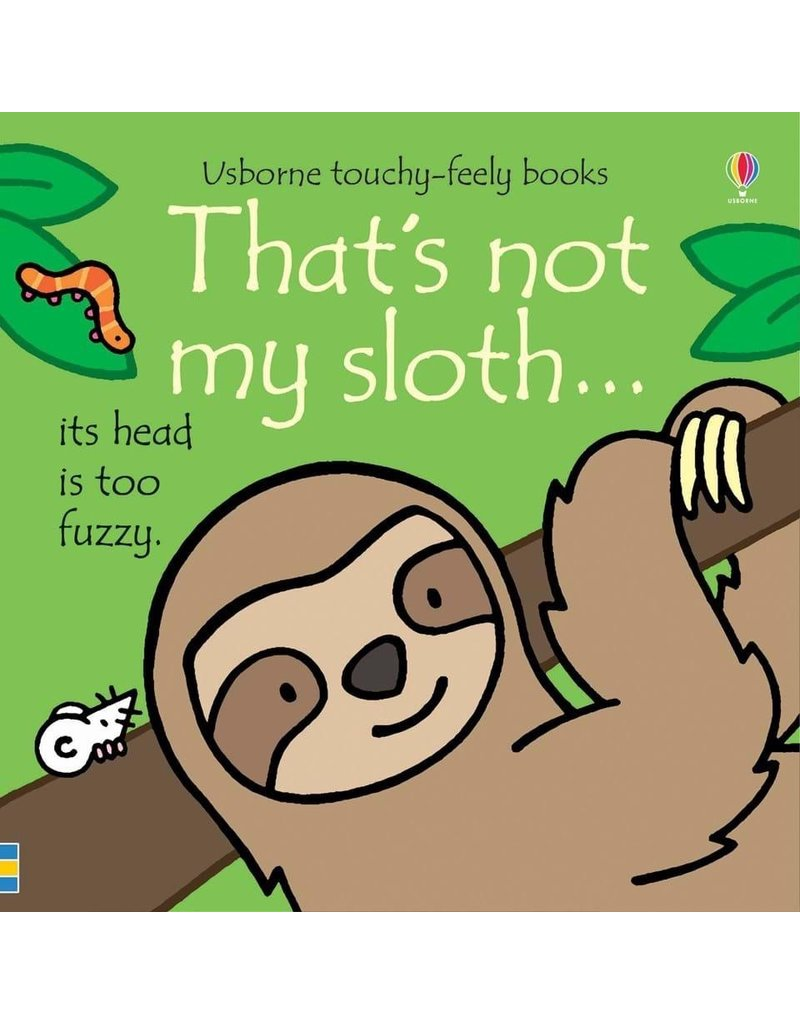 Usborne That's Not My Sloth