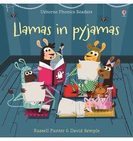 Usborne Phonics Readers: Llamas In Pyjamas