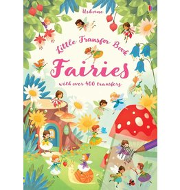 Usborne Little Transfer Book: Fairies