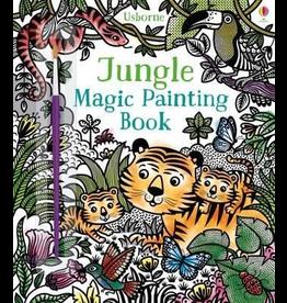 Usborne Magic Painting Book Jungle