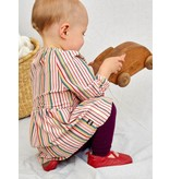 Tea Collection Cherry Peasant Baby Dress