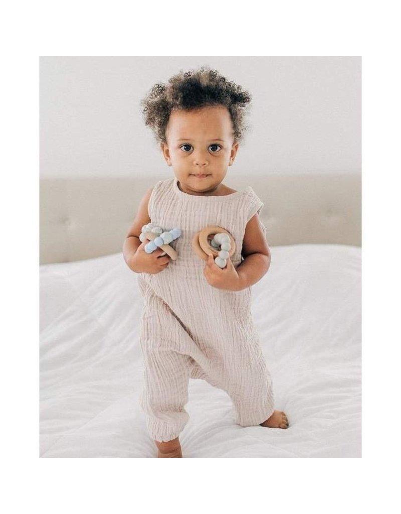 Beba Bean Coco Muslin Toddler Romper