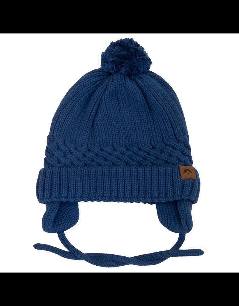 Cotton Knit Winter Hat