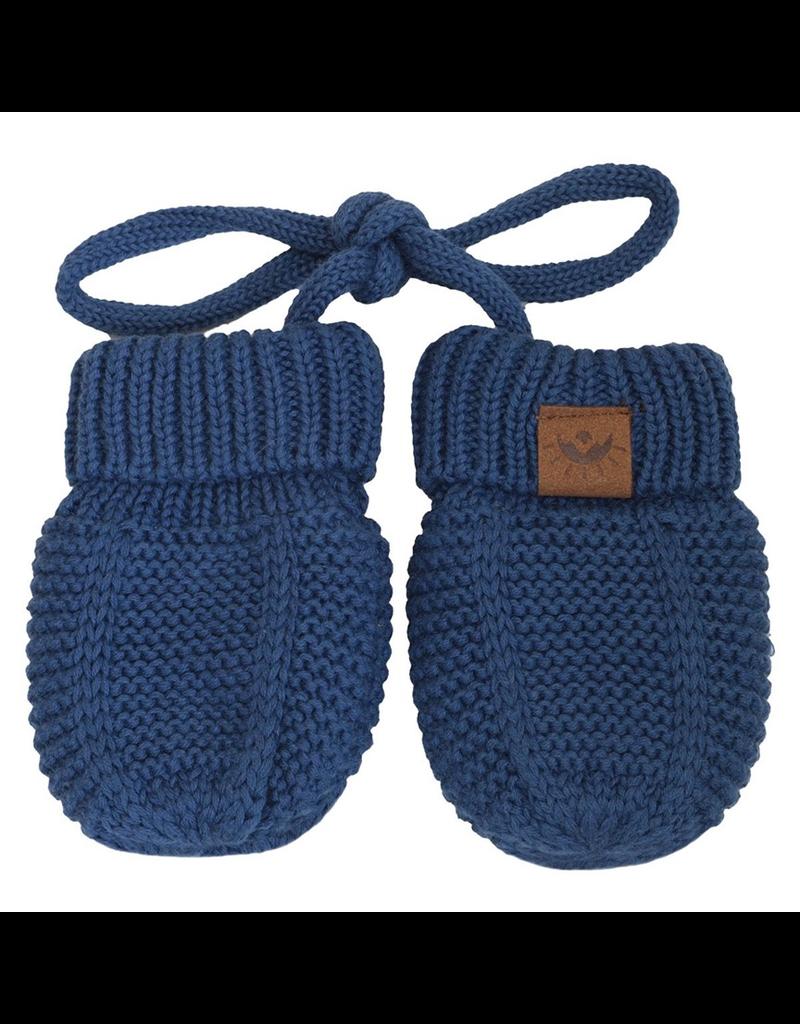Cotton Knit Mittens