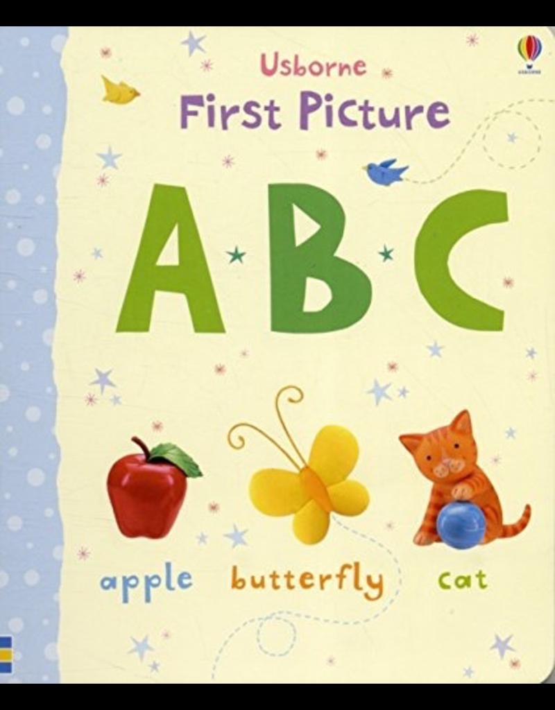 Usborne First Picture: ABC