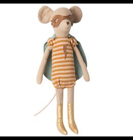 Maileg Superhero Mouse, Medium