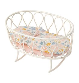 Maileg Mouse Baby Cradle with Sleeping Bag