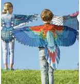 Blue/Red Pheoenix Wings, One Size