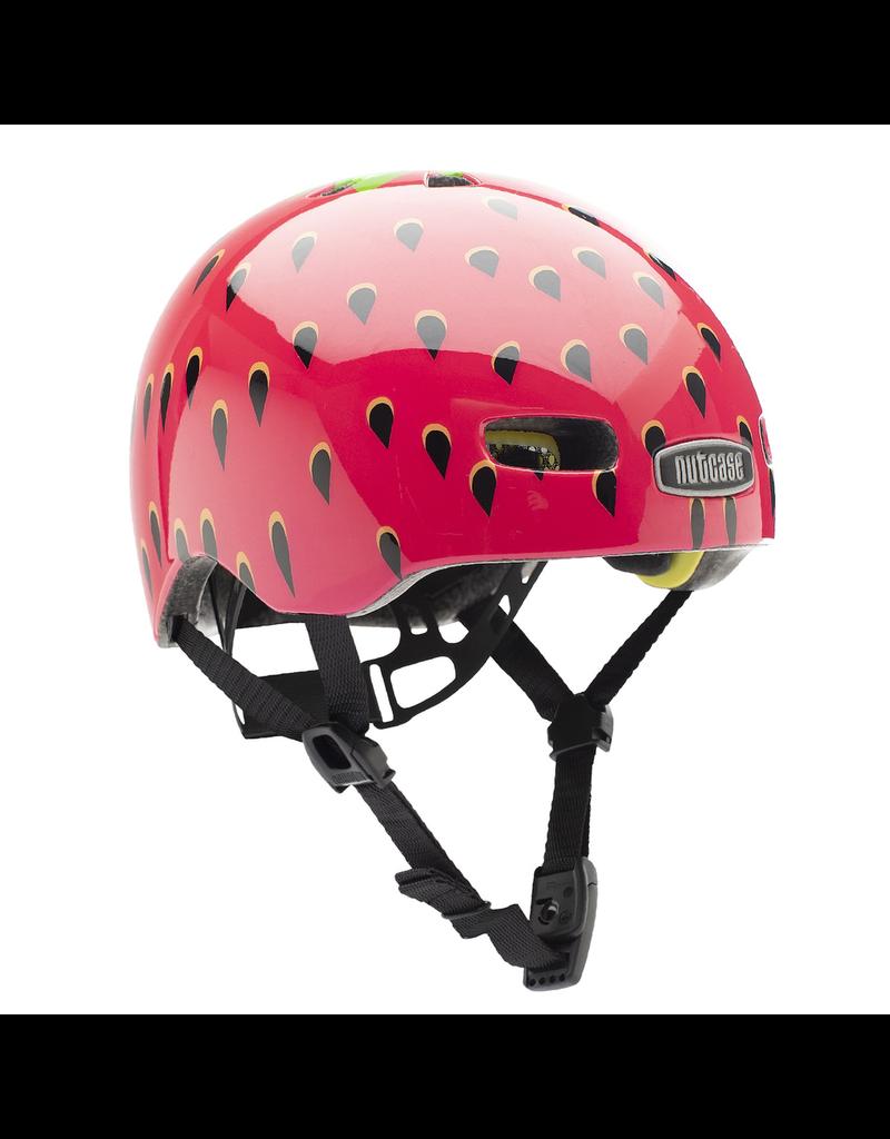 Nutcase Baby Nutty Very Berry Gloss MIPS Helmet XXS
