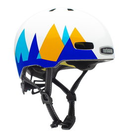 Nutcase Little Nutty Toddler Mountains Calling Gloss MIPS Helmet
