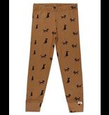 Turtledove London Cats + Dogs Organic Leggings