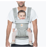 Ergobaby 360 All Positions Baby Carrier Pearl Grey