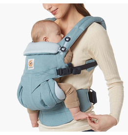 Ergobaby Omni 360 Baby Carrier All-In-One Heritage Blue