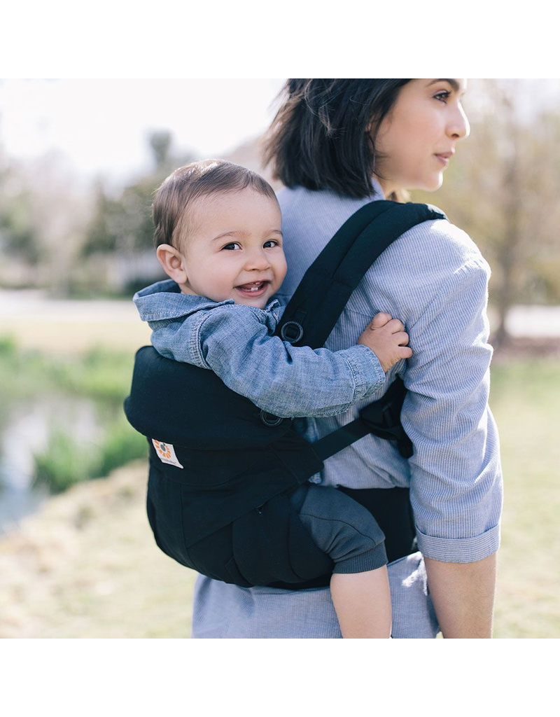 Ergobaby 360 All Positions Baby Carrier Pure Black