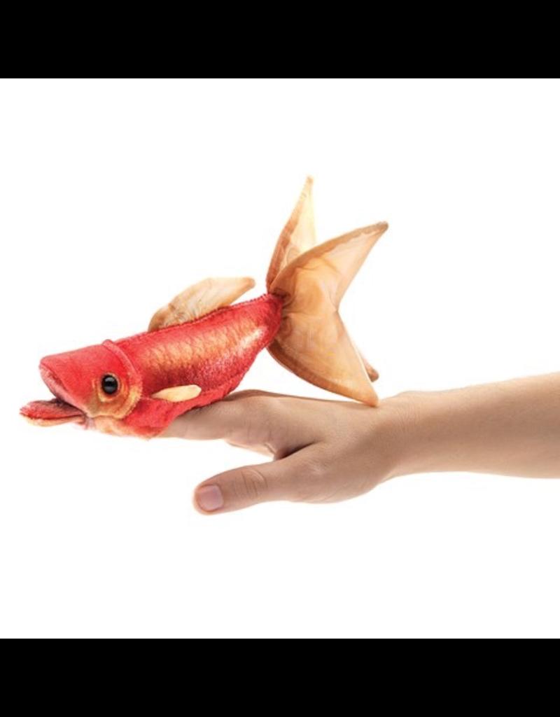 Folkmanis Finger Puppet - Goldfish