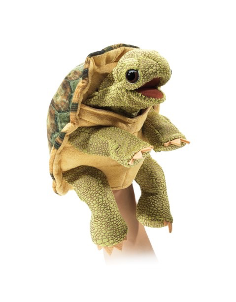 Folkmanis Standing Tortoise