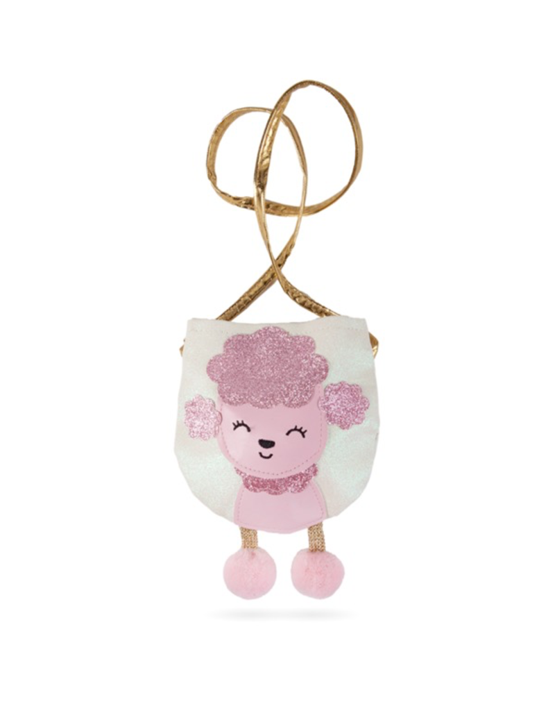 Great Pretenders Bella the Poodle Petite Purse
