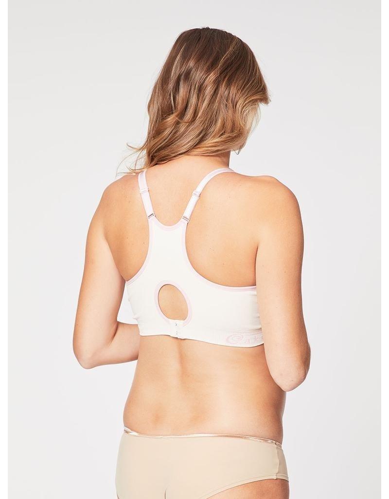 Cotton Candy Sleep + Yoga Nursing Bra