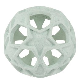 Hevea Natural Rubber Star Ball - Mint