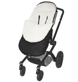 Stroller Snuggle Bag - Water Resistant - Black