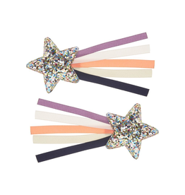 Mimi & Lula Shooting Star Clips 2p