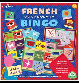Eeboo French Bingo 2nd Edition