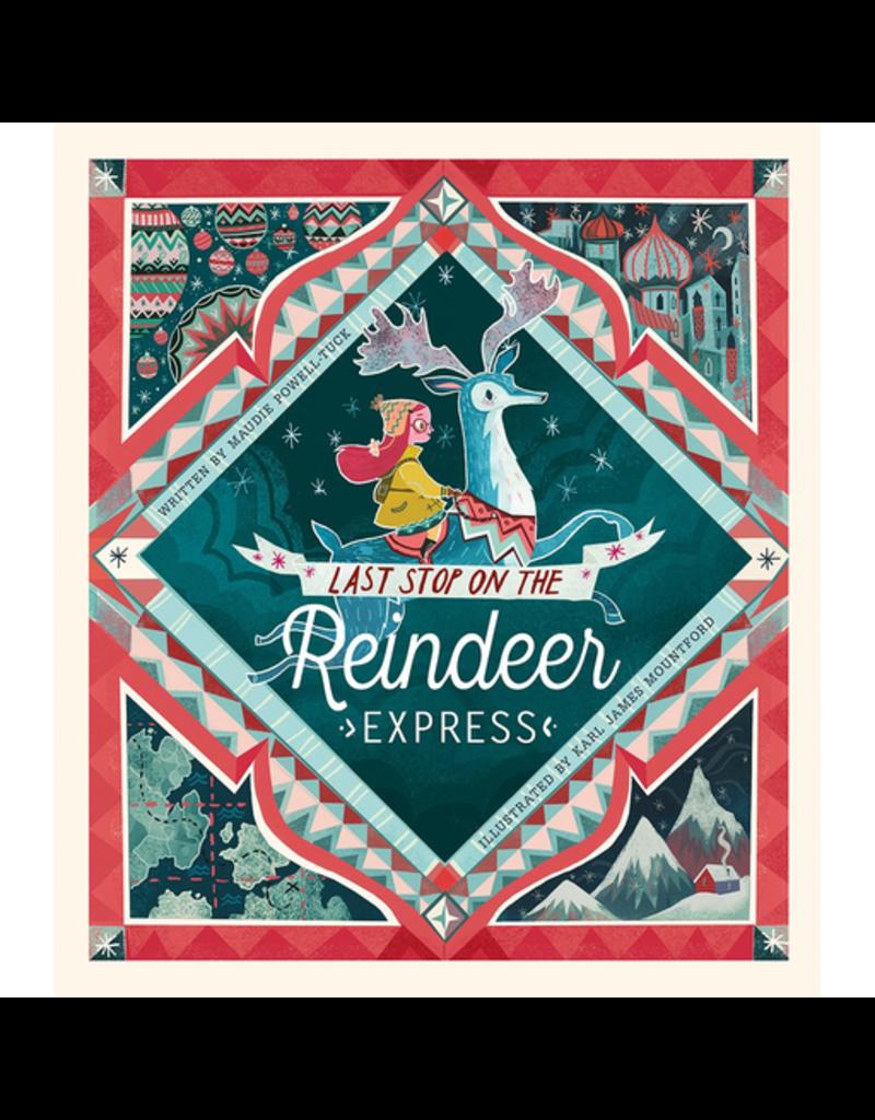 Random House Last Stop on the Reindeer Express