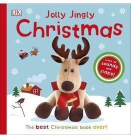 Random House Jolly Jingly Christmas Board Book