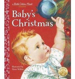 Random House Golden Books: Baby's Christmas