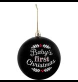 Babyprints Ball Ornament