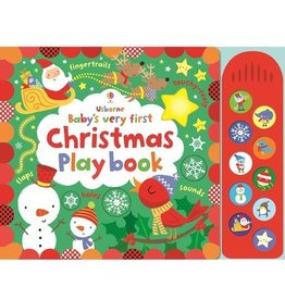 Usborne Baby's Very First Christmas Play Book