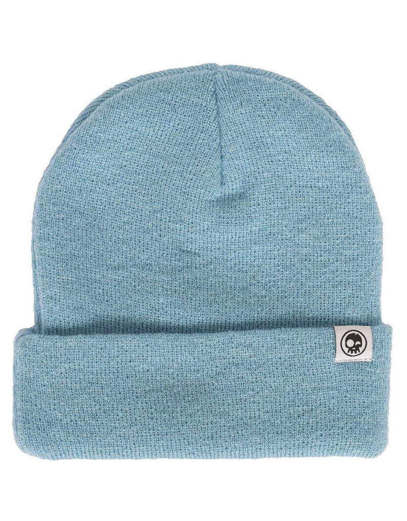 Headsters Fluff Toddler Toque, Light Blue