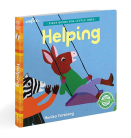 Eeboo First Books for Little Ones Helping