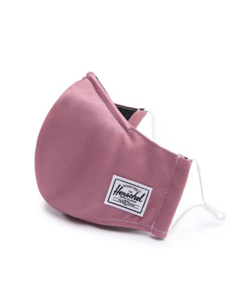 Herschel Adult Face Mask, Ash Rose