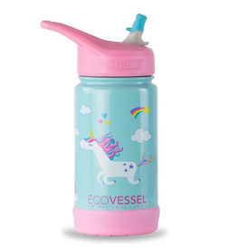 Unicorn Insulated Frost Bottle 12oz