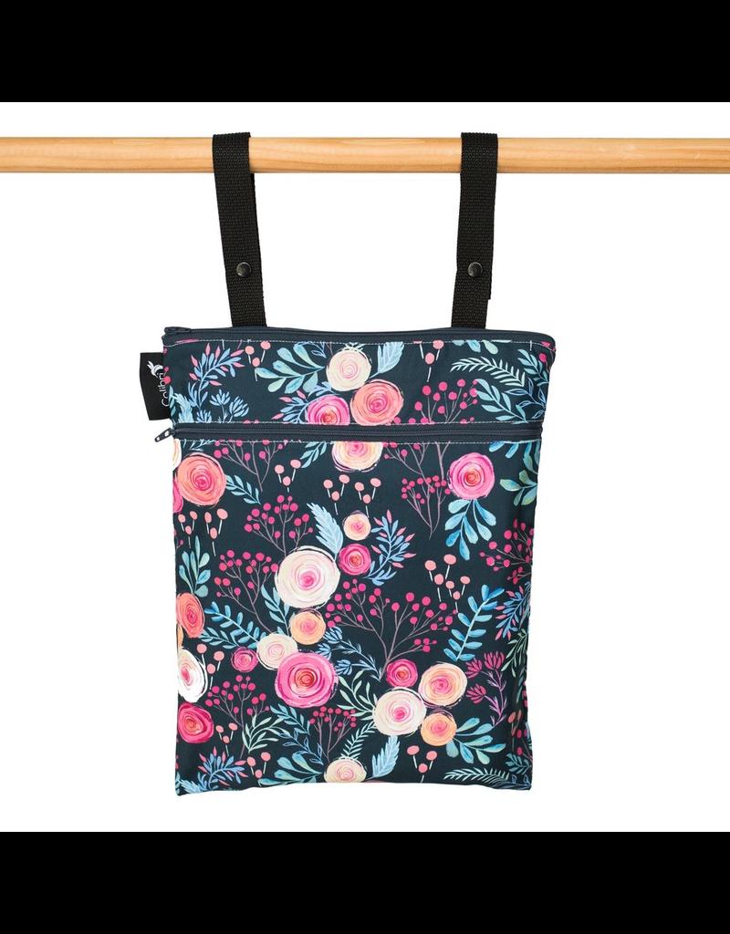 Colibri Double Duty Wet Bag, Roses
