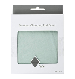 Kyte Baby Sage Change Pad Cover