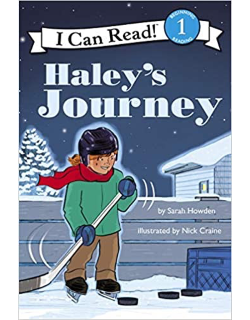 Harper Collins Hayley's Journey: I Can Read 1