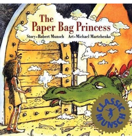 Mini The Paperbag Princess