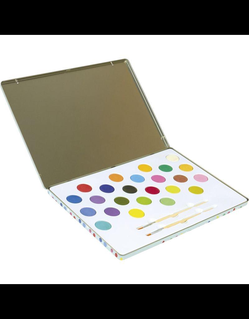 Vilac King of the Colours Watercolour Paint Set