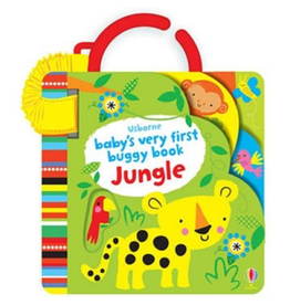 Usborne Baby's Very First Buggy Book: Jungle