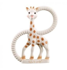 Vulli Sophie Teether with Handles - Soft