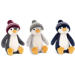Jellycat Bashful Penguin Bobble Hat