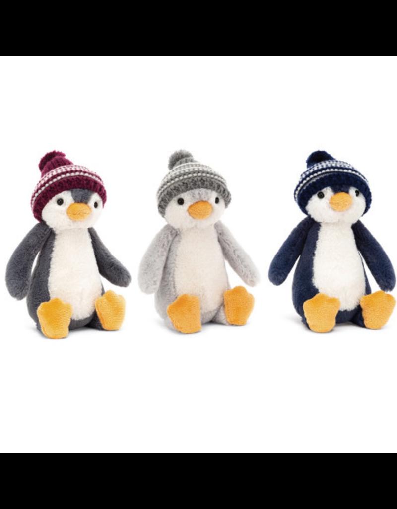 Jellycat Bashful Penguin Bobble Hat
