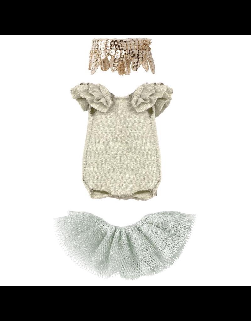 Maileg Mouse Wardrobe: Swan Lake (fits Big Sister)