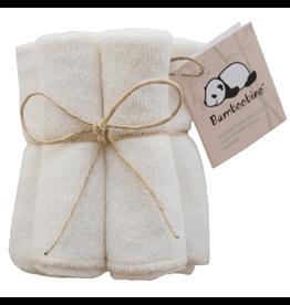 Bamboo Baby Washcloths 5pK