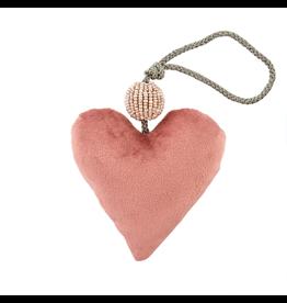 Velvet Heart Ornament