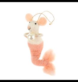 Swan Lake Mouse Ornament