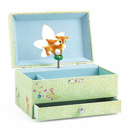 Djeco Jewlery Music Box - The Fawn's Song