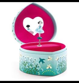 Djeco Jewelry Music Box - Budding Dancer